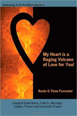 My heart volcano cover